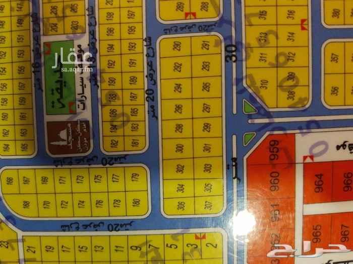 أرض للبيع في شارع مسعود بن سنان ، حي الأمواج ، الخبر ، الخبر