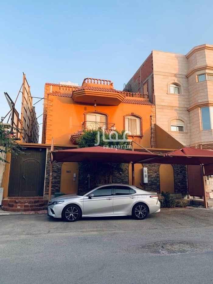 دور للإيجار في شارع عبدالرحمن بن أبي بكر الصديق ، حي البساتين ، جدة ، جدة