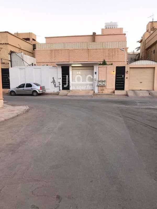 بيت للبيع في شارع البوير ، حي الروضة ، الرياض ، الرياض