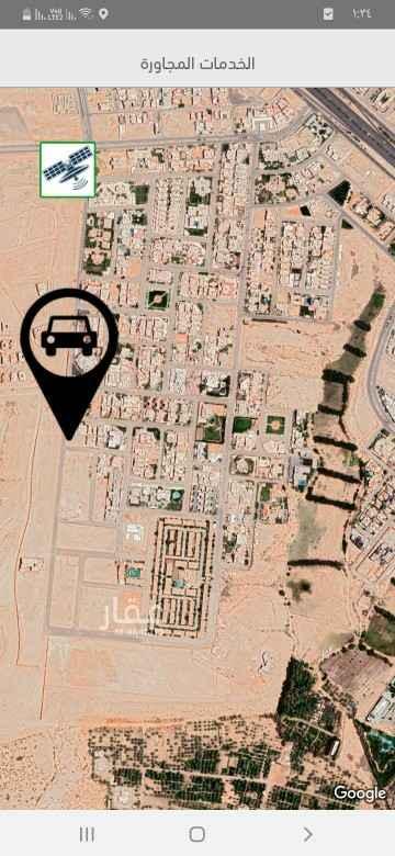 أرض للبيع في شارع ابراهيم المخزومي ، حي الخزامى ، الرياض ، الرياض