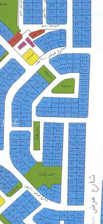 أرض للبيع في حي الرحمانية ، جدة