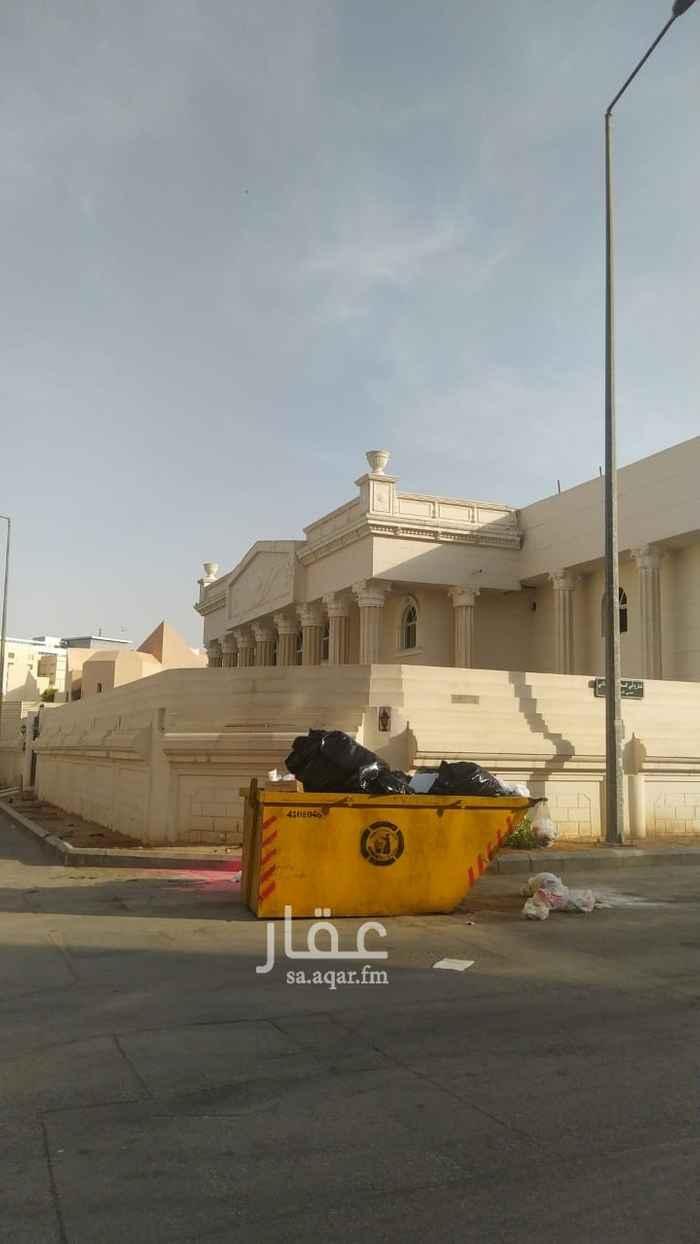 فيلا للبيع في شارع قيس بن الملوح ، حي السليمانية ، الرياض ، الرياض