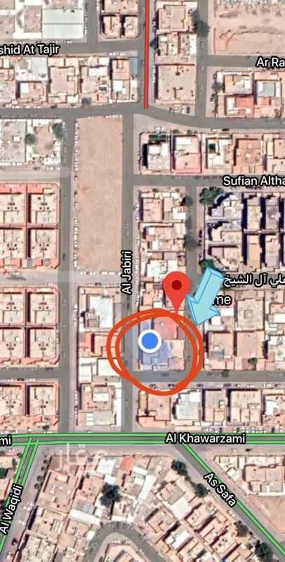 فيلا للبيع في شارع الجابري ، حي العليا ، الرياض ، الرياض