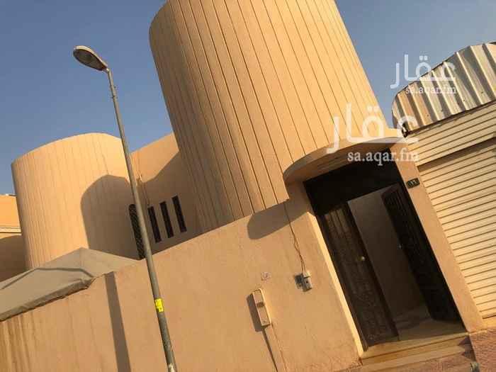 فيلا للبيع في شارع عائذ بن ثعلبة ، حي الملك فهد ، الرياض ، الرياض