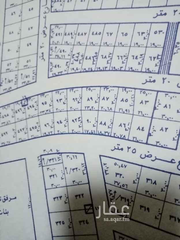 أرض للبيع في حي ، شارع آل زعير ، حي الدرعية الجديدة ، الدرعية