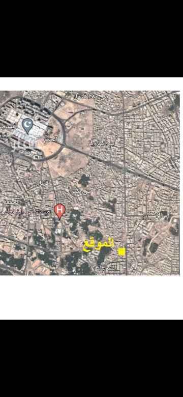 أرض للبيع في حي ، شارع جدامه بنت جندل القرشية ، حي الشريبات ، المدينة المنورة ، المدينة المنورة