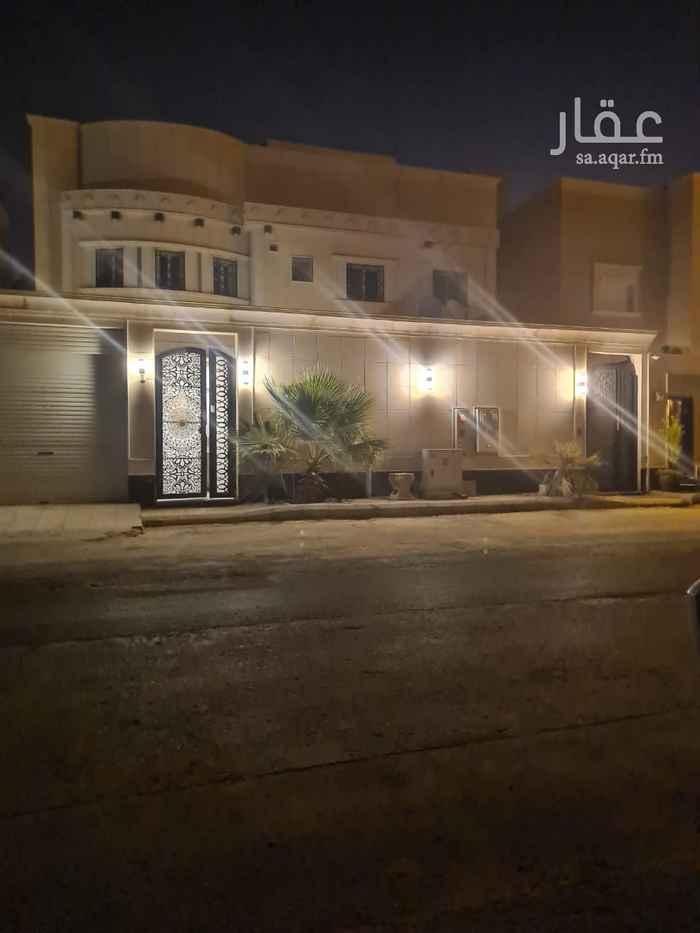 فيلا للبيع في شارع وادي هجر ، حي الملقا ، الرياض ، الرياض