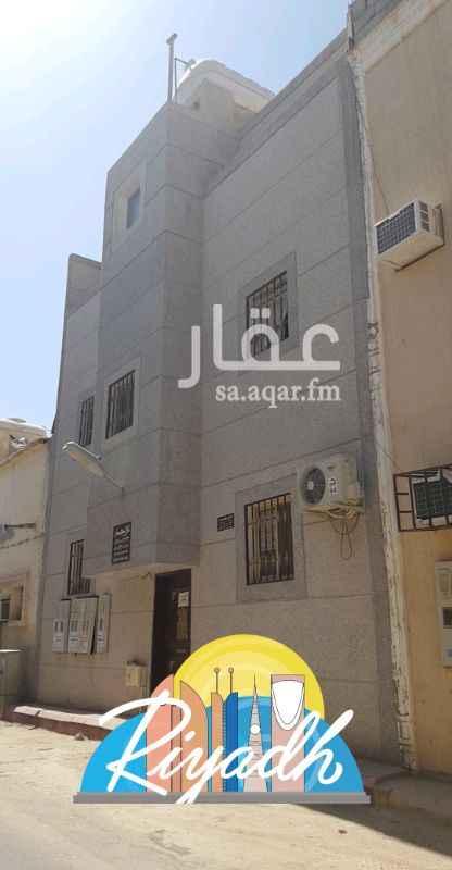 عمارة للبيع في شارع سرور الحبشي ، حي منفوحة الجديدة ، الرياض