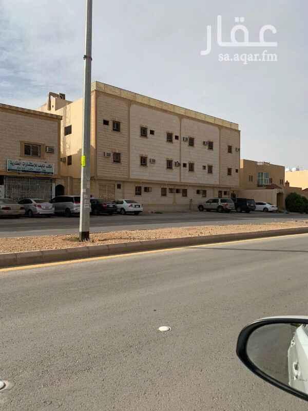 عمارة للبيع في شارع ابن مسلمة ، حي عكاظ ، الرياض