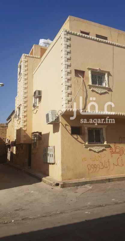 عمارة للبيع في شارع النفيـس ، حي اليمامة ، الرياض