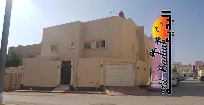 فيلا للبيع في شارع اسد بن عبدالله ، حي ظهرة البديعة ، الرياض ، الرياض