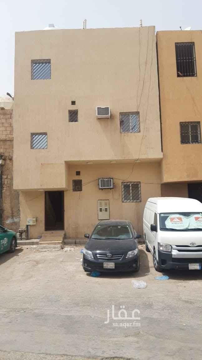 عمارة للبيع في شارع ابي ثابت الخطيب ، حي المرقب ، الرياض ، الرياض