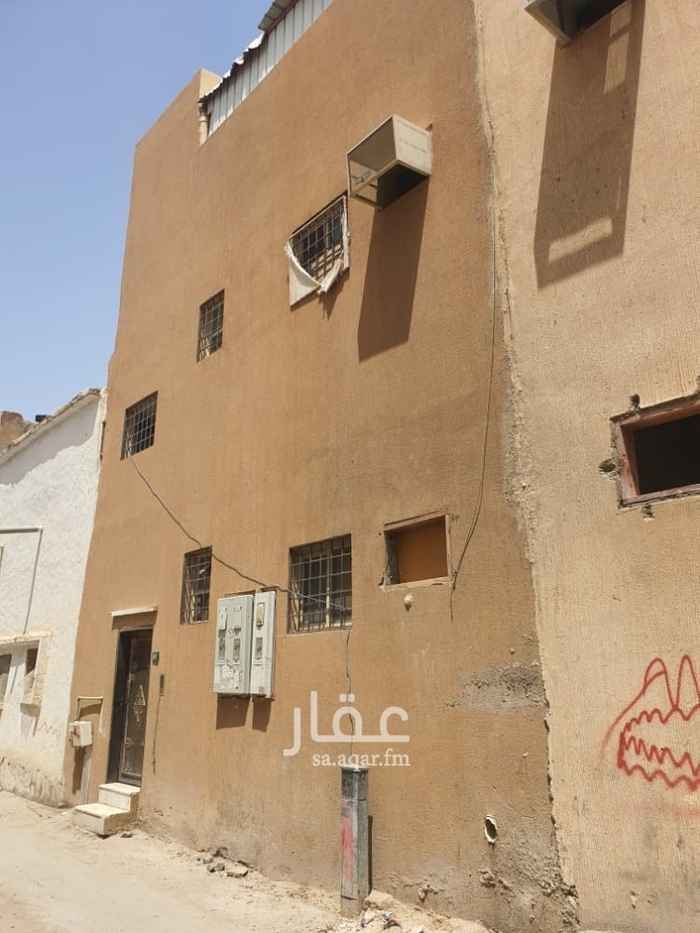 عمارة للبيع في شارع المظيهير ، حي الجرادية ، الرياض ، الرياض