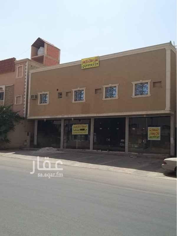 محل للإيجار في شارع عبدالله بن الزبير ، حي العريجاء الغربية ، الرياض ، الرياض