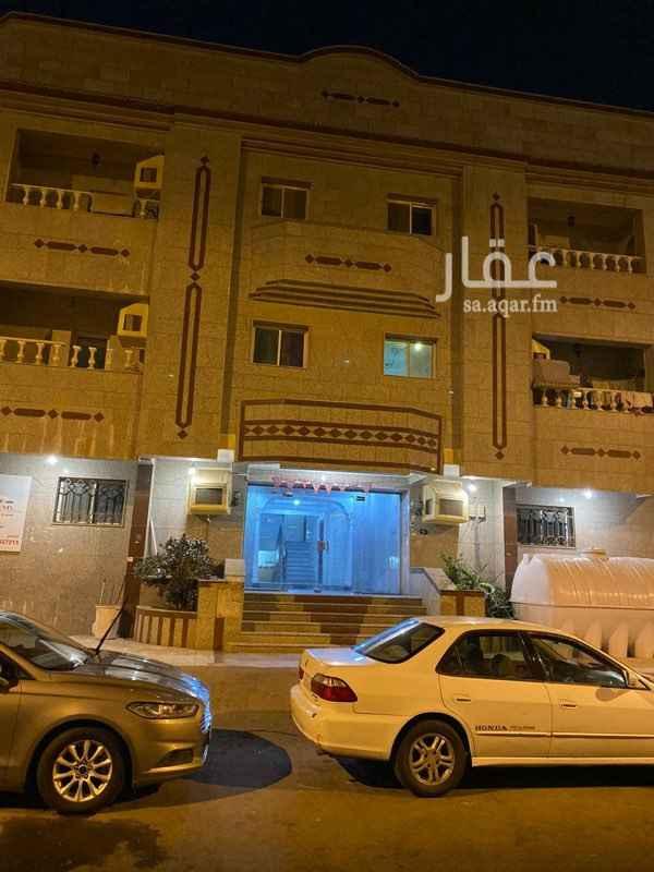 شقة للإيجار في شارع اسماعيل النابلسي ، حي الربوة ، جدة ، جدة