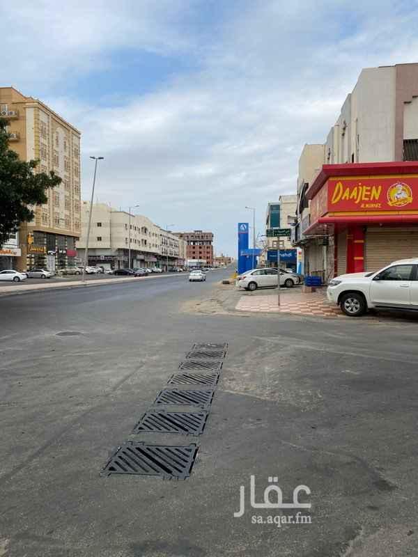 أرض للإيجار في شارع حراء ، حي المروة ، جدة ، جدة