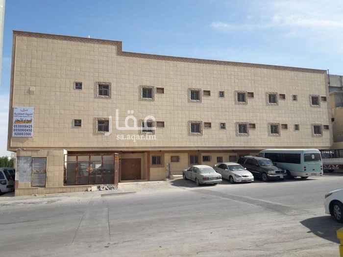 عمارة للإيجار في شارع الإمام الشافعي ، حي الفيحاء ، الرياض