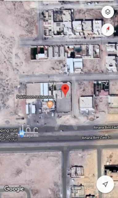 أرض للإيجار في شارع القوات الخاصة ، الرياض