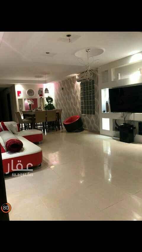 شقة للإيجار في شارع سعد القيراطى ، حي المروة ، جدة