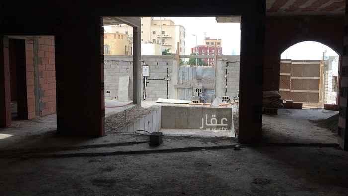 عمارة للبيع في شارع التجارة الداخلية ، حي النهضة ، جدة ، جدة