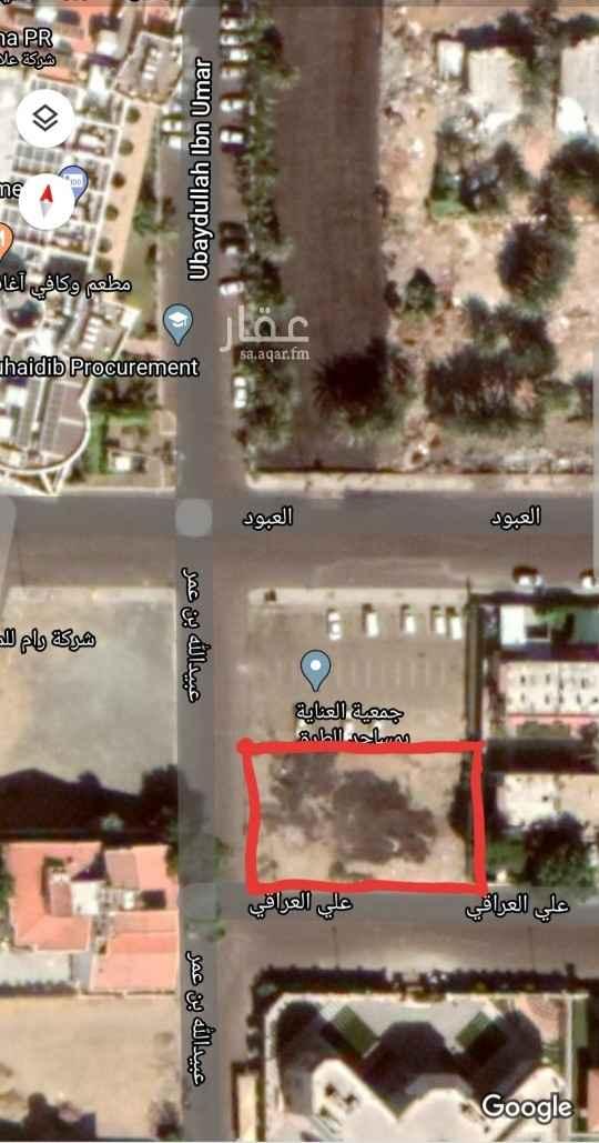 أرض للبيع في شارع علي العراقي ، حي الروضة ، جدة ، جدة