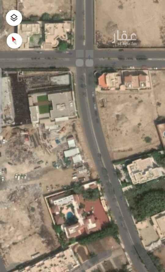 أرض للبيع في شارع ام المؤمنين ام سلمه ، حي المرجان ، جدة ، جدة