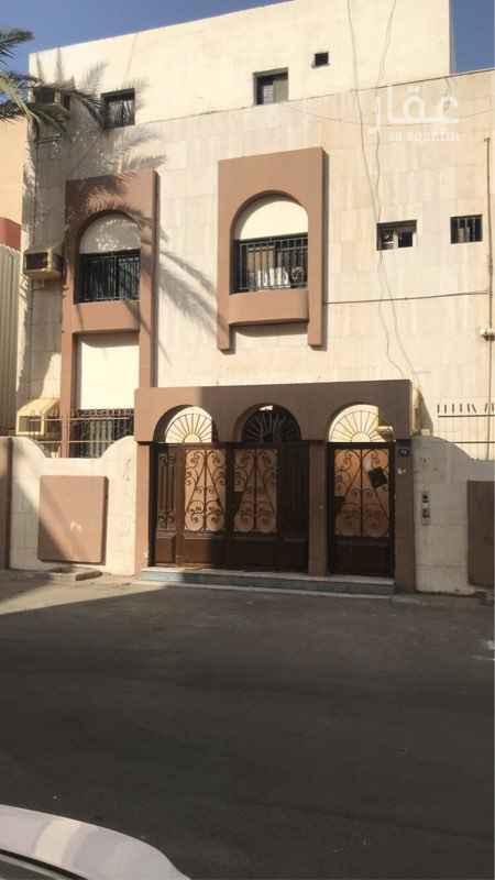 شقة للإيجار في شارع شمس الدين الدمشقي ، حي الربوة ، جدة ، جدة