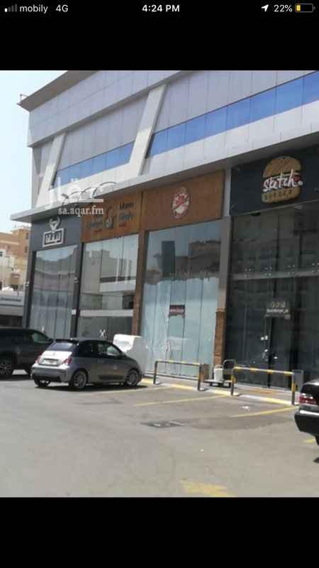 مكتب تجاري للإيجار في شارع حلمي كتبي ، حي الزهراء ، جدة