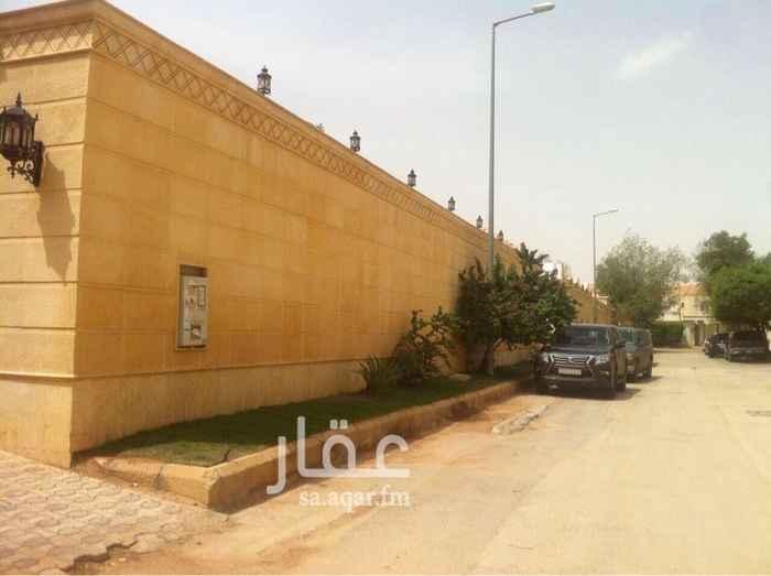 فيلا للبيع في شارع ادرار ، حي الخزامى ، الرياض ، الرياض