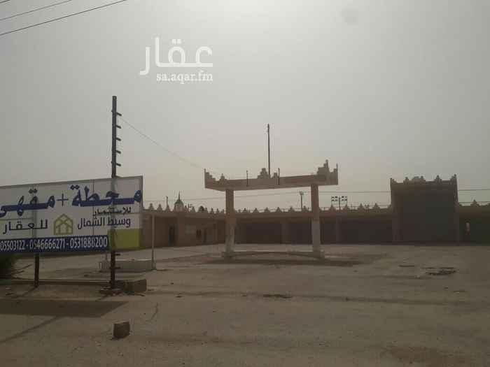 أرض للإيجار في شارع الضوء ، حي الرمال ، الرياض ، الرياض