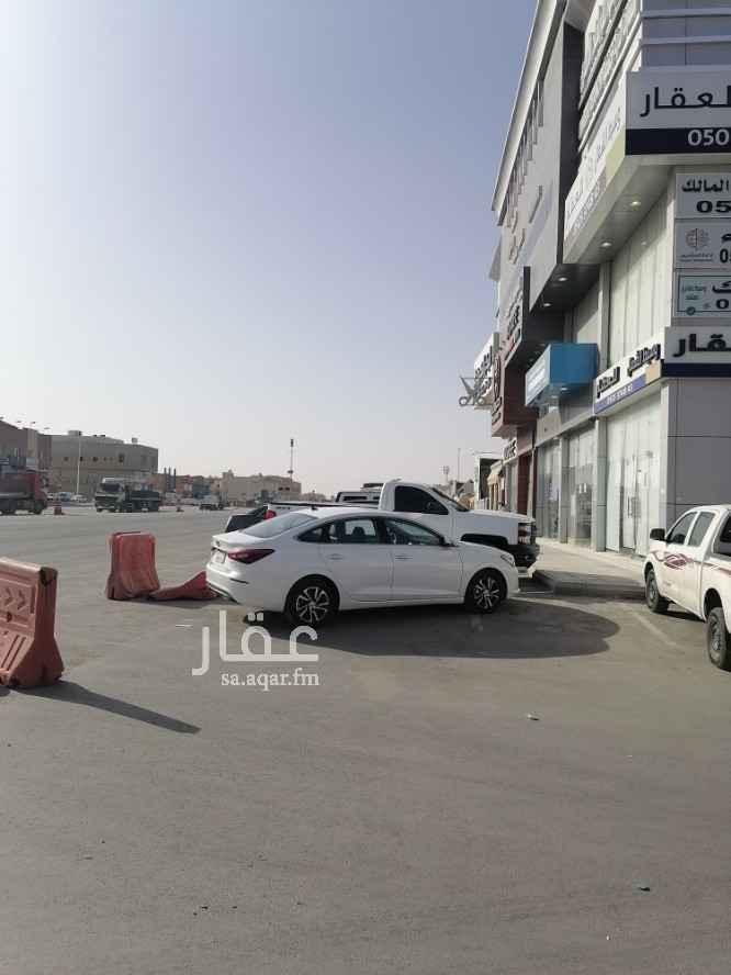 مكتب تجاري للإيجار في حي ، طريق الأمير محمد بن سعد بن عبدالعزيز ، حي القيروان ، الرياض