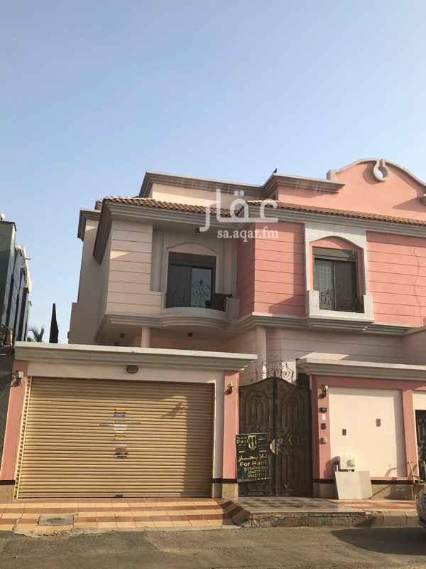 فيلا للإيجار في شارع محمد حامد عوض ، حي الزهراء ، جدة ، جدة