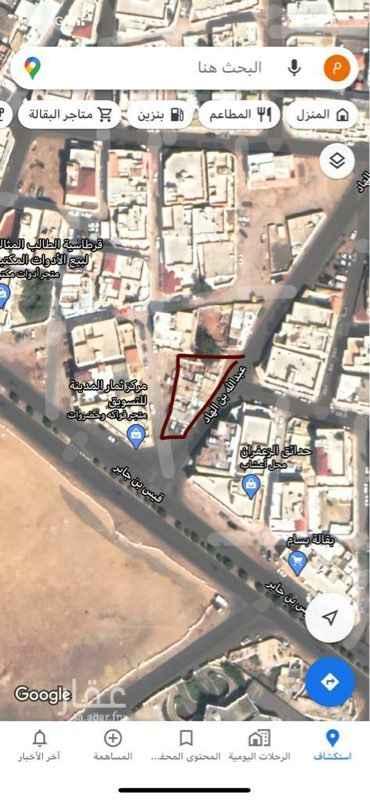 بيت للبيع في شارع هوذة بن خالد بن ربيعة ، حي البركة ، المدينة المنورة ، المدينة المنورة