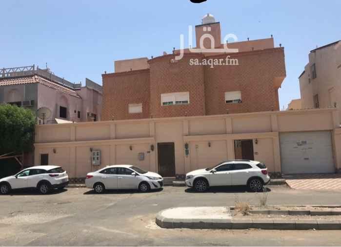 فيلا للبيع في شارع احمد بن خليل السبكي ، حي المرجان ، جدة