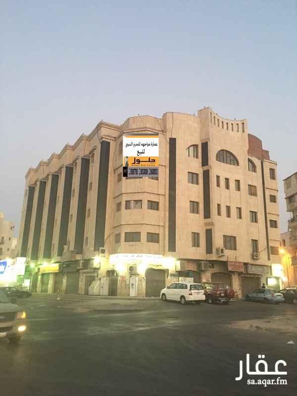 عمارة للبيع في شارع المهاجر بن أبي أمية, بني معاوية, المدينة المنورة