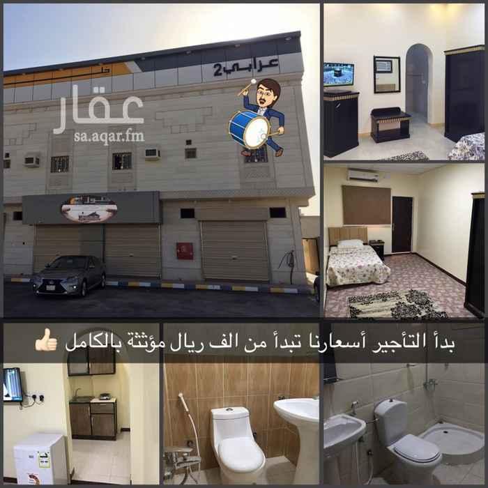 غرفة للإيجار في شارع سعيد بن الحارث الانصارى, الملك فهد, المدينة المنورة