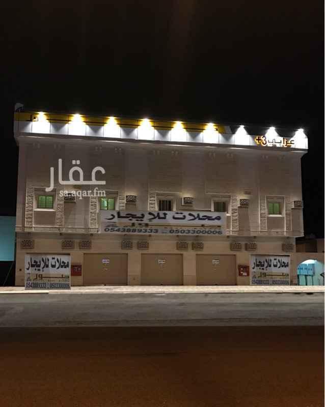 محل للإيجار في طريق الملك سعود, المدينة المنورة