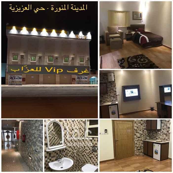 غرفة للإيجار في شارع سلمى بنت ام ايس, الدفاع, المدينة المنورة