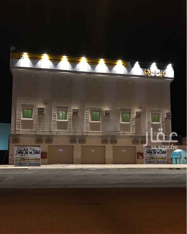 محل للإيجار في شارع علي بن مسعد الباهلي, الدفاع, المدينة المنورة