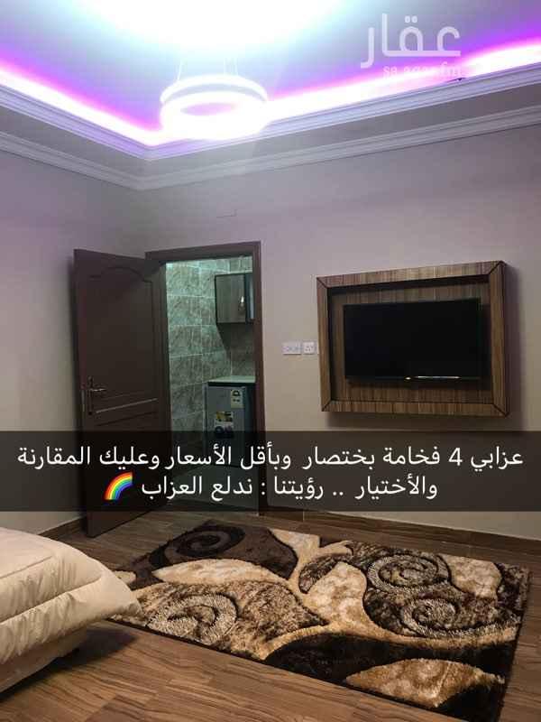 غرفة للإيجار في شارع الامير مقرن بن عبدالعزيز, المبعوث, المدينة المنورة