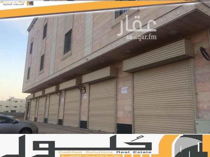 محل للإيجار في شارع حارثة بن سهل الأنصاري ، حي المبعوث ، المدينة المنورة