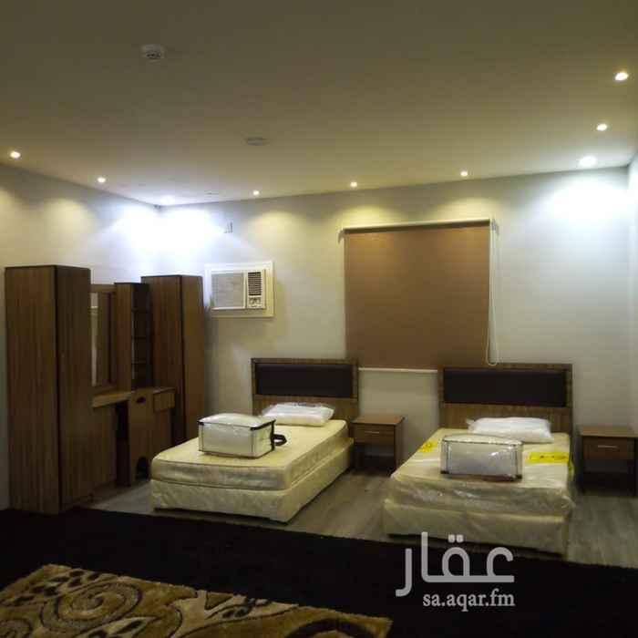 غرفة للإيجار في شارع 4065-4095 حفص بن أبي العاص, الدفاع, المدينة المنورة