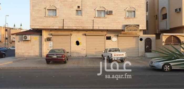 محل للإيجار في شارع الحر بن خضرامه ، حي حثم ، المدينة المنورة