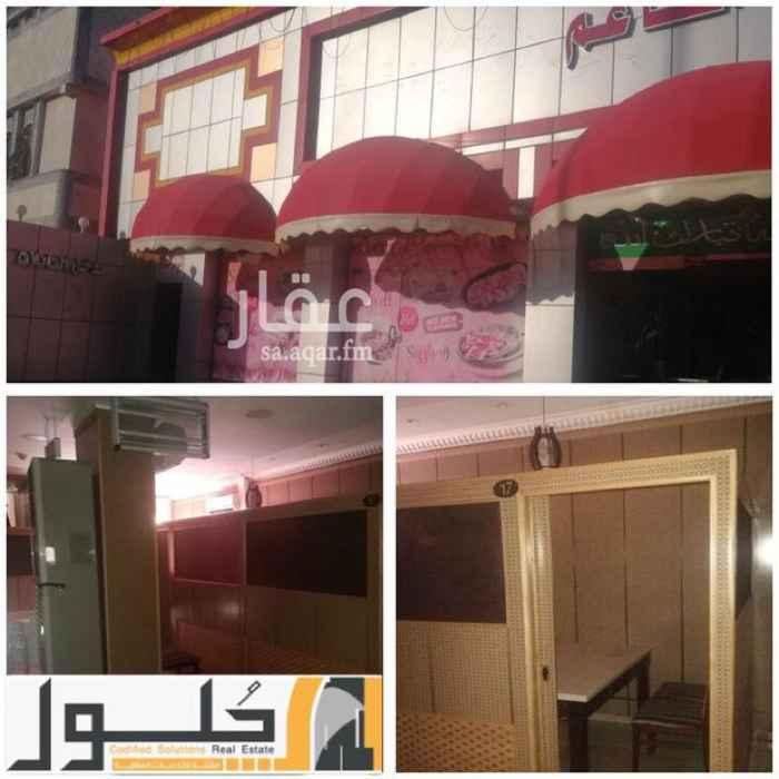 محل للإيجار في شارع يحيى بن سعيد الأنصاري ، حي الخالدية ، المدينة المنورة