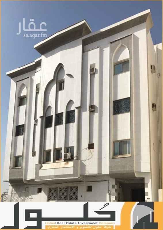 عمارة للبيع في شارع ام كلثوم بنت عقبه ، حي بني ظفر ، المدينة المنورة ، المدينة المنورة