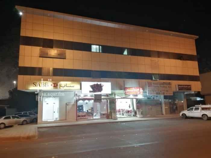 مكتب تجاري للإيجار في طريق عثمان بن عفان ، حي سيد الشهداء ، المدينة المنورة ، المدينة المنورة