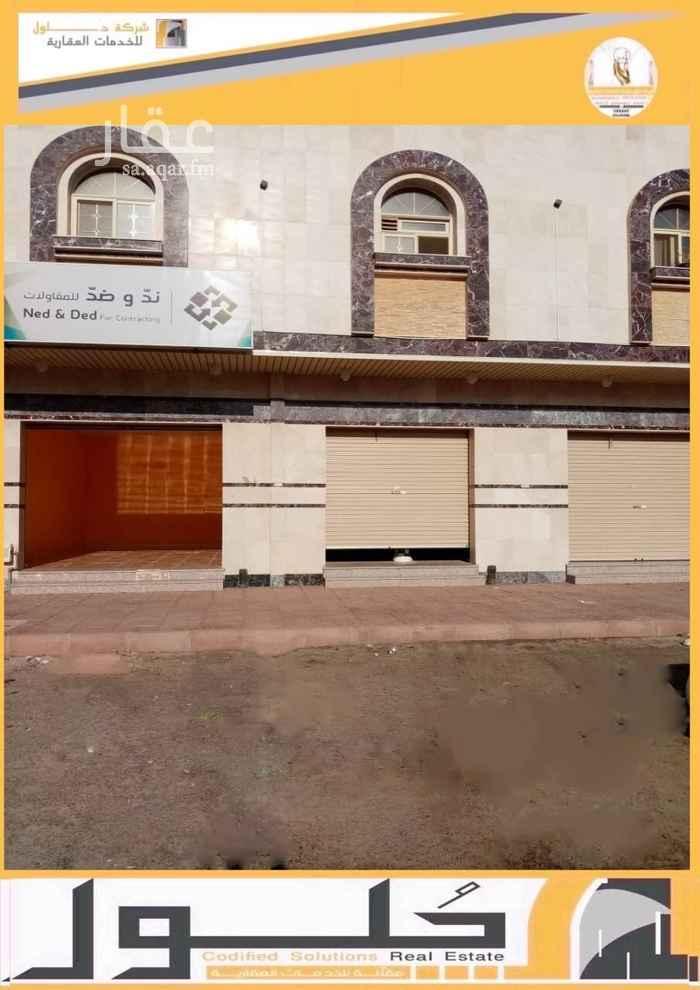 محل للإيجار في شارع أميمة بنت أبي حثمة ، حي الملك فهد ، المدينة المنورة ، المدينة المنورة