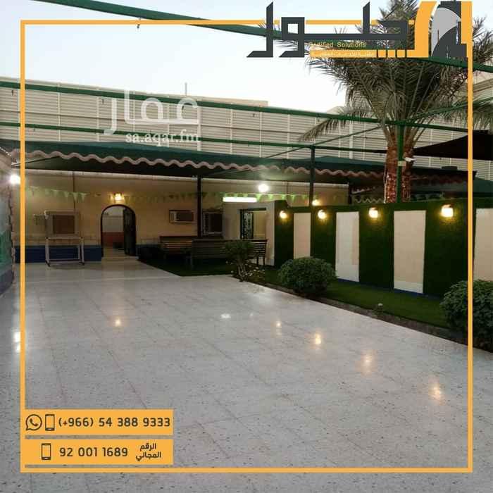 استراحة للإيجار في شارع محمد بن هارون الحضرمي ، حي البركة ، المدينة المنورة ، المدينة المنورة