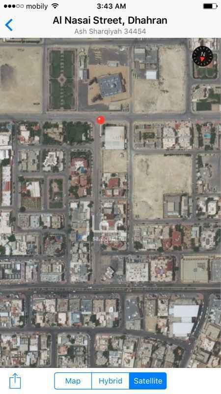 أرض للبيع في شارع بلال بن رباح, الدوحة الجنوبية, الظهران