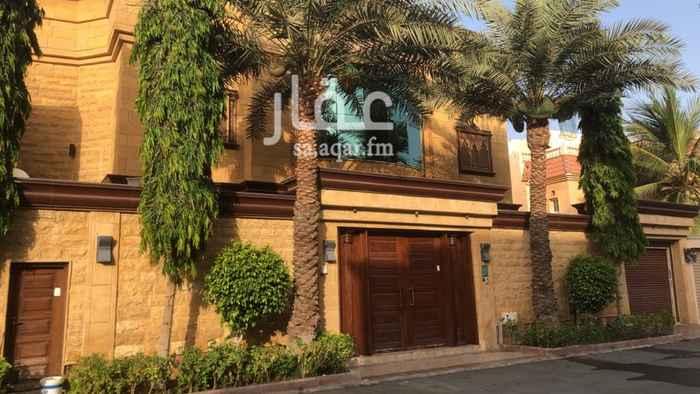 فيلا للبيع في شارع علي بن الاعلم ، حي الشاطئ ، جدة ، جدة